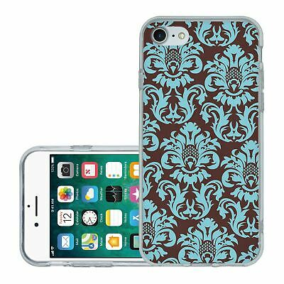 £6.95 • Buy For IPhone 7 8 SE 2020 Silicone Case Cover Gothic Pattern (S5006)