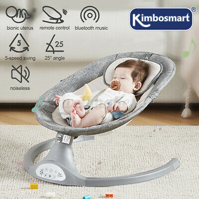 £62.99 • Buy Electric Baby Bouncer Swing Chair Rocking Soft Soothing Bouncy Seat Cradle UK