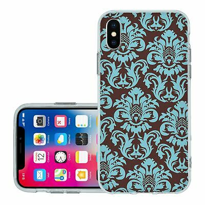 £6.95 • Buy For IPhone Xs Max Silicone Case Cover Gothic Pattern (S5006)