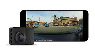 AU358.78 • Buy Garmin Dash Cam 67W With 1440p And 180 Degree Field Of View 010-02505-05
