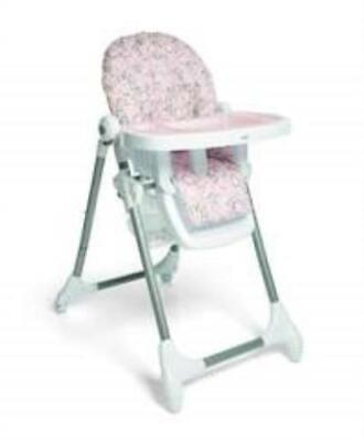 £79.95 • Buy Mamas & Papas Snax Adjustable Highchair With Removable Tray Insert - Alphabet Fl