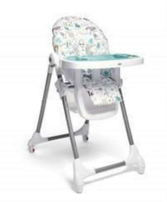£79.95 • Buy Mamas & Papas Snax Adjustable Highchair With Removable Tray Insert - Happy Plane