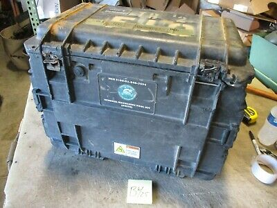 $499 • Buy Used Armstrong Military GMTK Mechanics Tool Box With Some Tools A