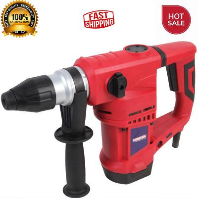 £87.50 • Buy DURATOOL - D03225 - 1500W 3 Function SDS Rotary Hammer Drill 230V