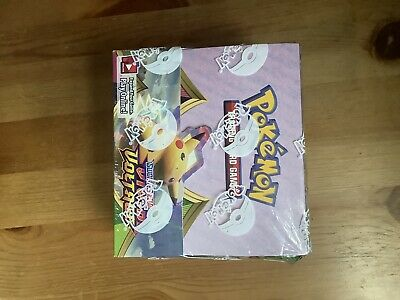 $149.99 • Buy Pokemon Vivid Voltage Booster Box, Brand New Factory Sealed, 36 Booster Packs