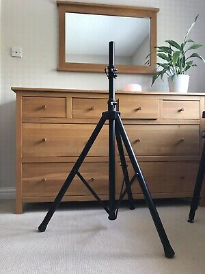 £30 • Buy PA Speaker Tripod Loud Speaker Stand With Carry Case