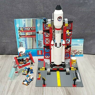 £38 • Buy LEGO City 3368 Space Centre With All Minifigures And Instructions