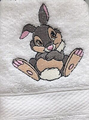 £5.99 • Buy Face Cloth With Thumper Emblem
