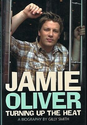 AU14.95 • Buy JAMIE OLIVER Turning Up The Heat - A BIOGRAPHY By Gilly Smith FREE POST Tracked