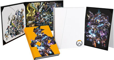AU99.99 • Buy OVERWATCH - The Art Of Overwatch Limited Edition Hard Cover Book (Dark Horse)
