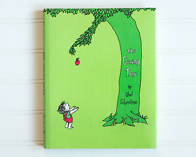 £14.54 • Buy THE GIVING TREE Hardcover Book With $5.95 Dust Jacket By SHEL SILVERSTEIN
