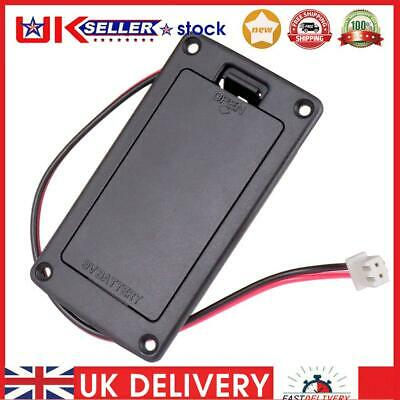 £5.43 • Buy 9V Battery Holder Case Box Cover For Guitar Active Pickup Connector Parts