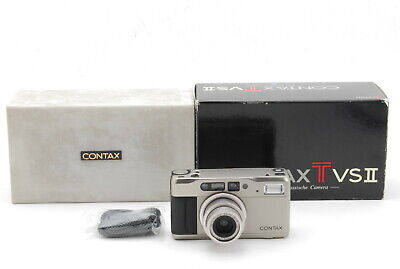 $ CDN629.41 • Buy 【EXC+5】Contax Tvs Ⅱ 35mm Point & Shoot Film Camera From Japan #d1619