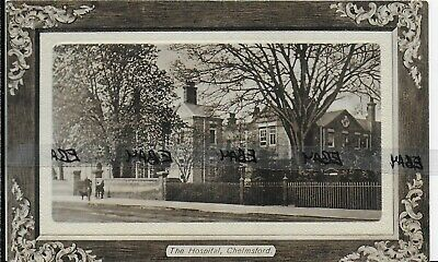 £2.99 • Buy Rare,early,genuine Vintage Postcard,the Hospital,chelmsford,1912