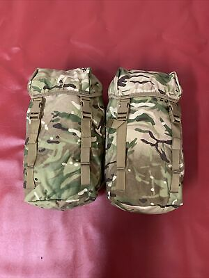£39.95 • Buy New PLCE Bergen MTP Side Pouches British Army MTP Set Of 2)