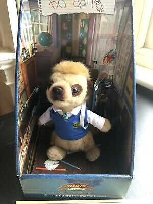 £6 • Buy Bogdan Meerkat - Yakov's Toy Shop - Boxed Includes Certificate - GREAT CONDITION