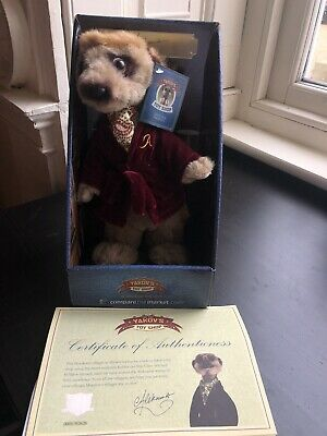 £6 • Buy Aleksandr Meerkat - Yakov's Toy Shop - Boxed With Certificate - GREAT CONDITION