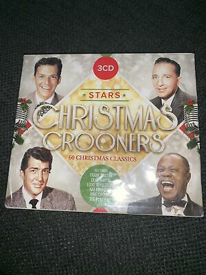 AU11.03 • Buy Various Artists-Stars Of Christmas Crooners CD NEW And Sealed Gift Unwanted