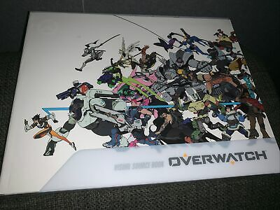 AU41.47 • Buy 2016 Overwatch Collector's Edition Visual Source Book And Sleeve - Blizzard Art