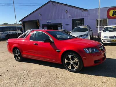 AU10800 • Buy 2008 Holden Commodore Omega Ute V6 3.6l Automatic**one Owner Geniune 152749kms**