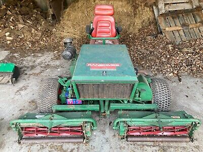 £850 • Buy Ransomes Ride On Mower (green Keeper)