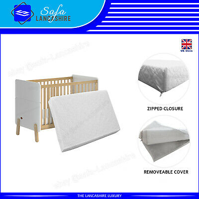 £67.99 • Buy Soft Cushy Cot Bed Mattress 160 X 80 / 160x70 (24/48 Hour Delivery)** Made In UK