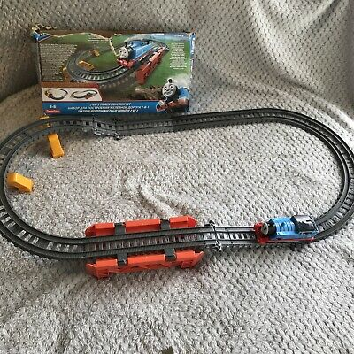 £14.99 • Buy Thomas & Friends Fisher Price Trackmaster 2 In 1 Track Builder Set CDB57
