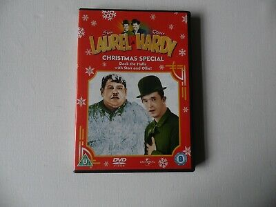 £2.45 • Buy Laurel & Hardy - Christmas Special - Deck The Halls With Stan & Ollie - DVD.