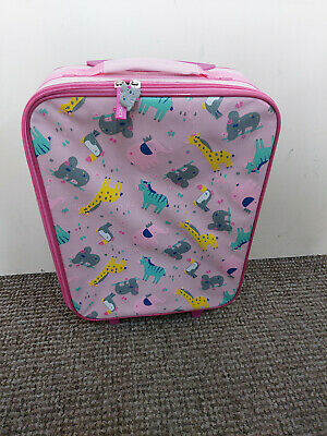 £25 • Buy My First Years Childs Pink Animal Trolley Suitcase