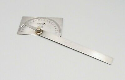 $9.99 • Buy Craftsman 9-4029 Protractor Gage Machinist Tool USA
