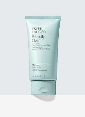 £23.50 • Buy Estee Lauder Perfect Clean Multi-Action Creme Cleanser Moist Mask Dry Skin New