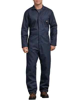 $39.99 • Buy New Dickies Long Sleeve Coveralls Mens Size 3xl Mechanic Cotton Blend Coverall