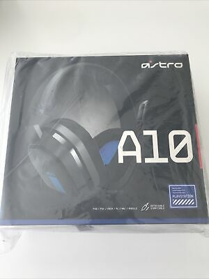£22.50 • Buy Astro A10 Gaming Headset For PC/PlayStation/Xbox- UK Seller - [Blue/Black]