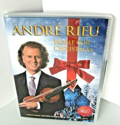 £11.99 • Buy Andre Rieu - Home For Christmas DVD - NEW
