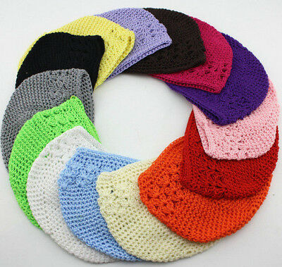 £2.08 • Buy Kufi Knit Crochet Cap For Toddlers, New, Many Colors, Soft, Low Price!