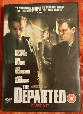 £2.69 • Buy The Departed DVD (New And Sealed)