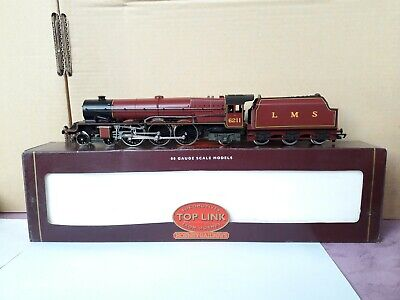 £89 • Buy Hornby LMS Maroon Queen Maude Limited Edition New Boxed