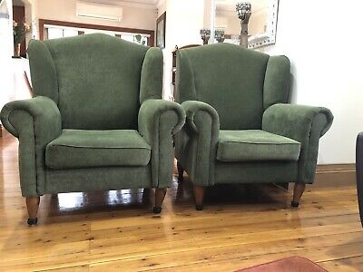 AU150 • Buy Upholstered Arm Chairs