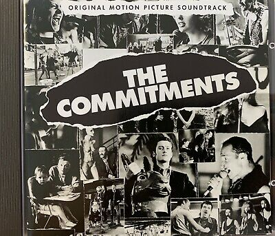 £2.64 • Buy THE COMMITMENTS - Original Soundtrack CD 1991 MCA AS NEW! OST