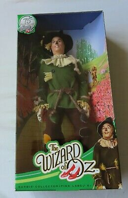 £49.99 • Buy Barbie The Wizard Of Oz 75th Anniversary Scarecrow Doll
