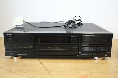 £19.99 • Buy Vintage AIWA XC-700 Compact Disc CD Player (No Remote) (Hospiscare)