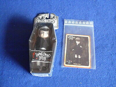 £22.24 • Buy Living Dead Dolls Minis Series 1 DAMIEN Mezco LDD New And Sealed + Special Card