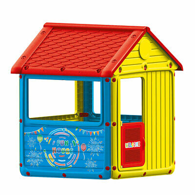 £79.99 • Buy Dolu Kids My First House Wendy Playhouse Indoor Or Outdoor Easy Installation