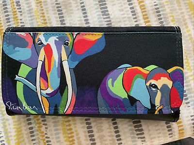 £20 • Buy Steven Brown Purse Jimmy And Agnes McZoo Elephant Unused