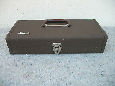 $125 • Buy Nice Vintage Kennedy Hand Carry Machinist Tool Box # L-16-627828