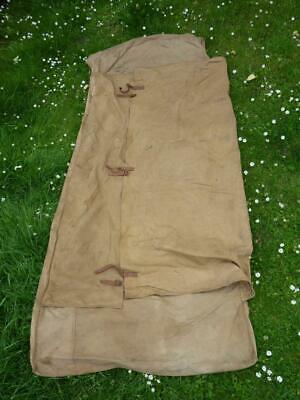 £29.95 • Buy WWII British Army Officer's / Civilian Sleeping Bag Bed Roll Cover, Camping