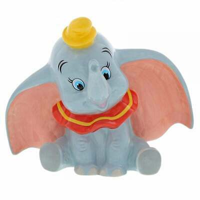 £12 • Buy Disney Enchanting Collection Little Dumbo Ceramic Money Bank New Boxed A29718