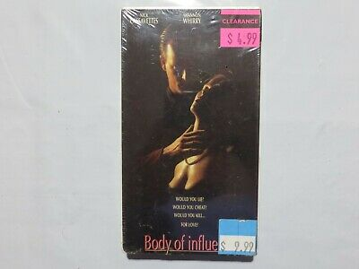 $ CDN62.93 • Buy Body Of Influence (VHS, 1993) *RARE* Shannon Whirry Erotic Thriller NEW 2Y