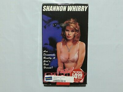 $ CDN62.93 • Buy Fatal Pursuit Shannon Whirry VHS Tape 1998 Roddy McDowell RARE 2T