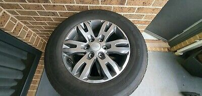AU400 • Buy Genuine Ford Everest 18  Rims And Tyres